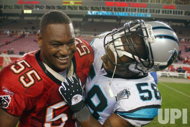 TAMPA BAY BUCCANEERS VS. CAROLINA PANTHERS