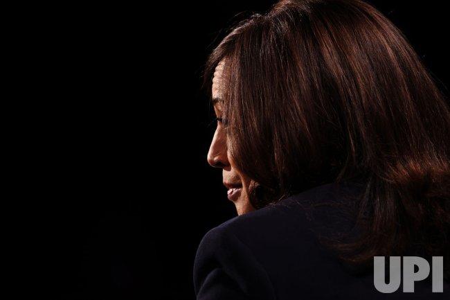 The Vice Presidential Debate Between Pence and Harris in Utah