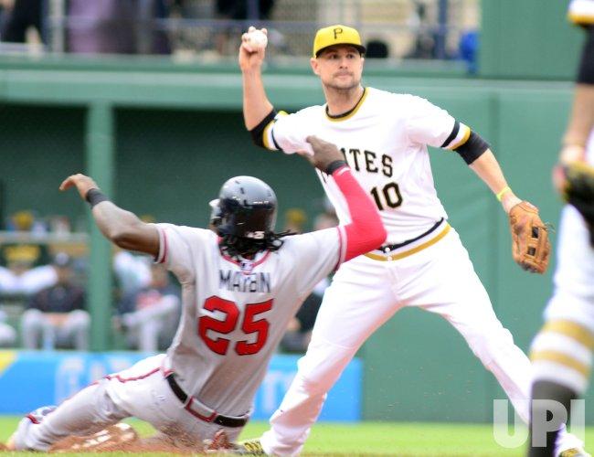 Atlanta Braves vs Pittsburgh Pirates