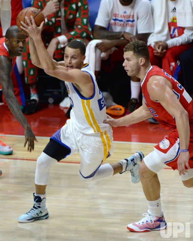 Los Angeles Clippers vs. Memphis Grizzlies in Los Angeles