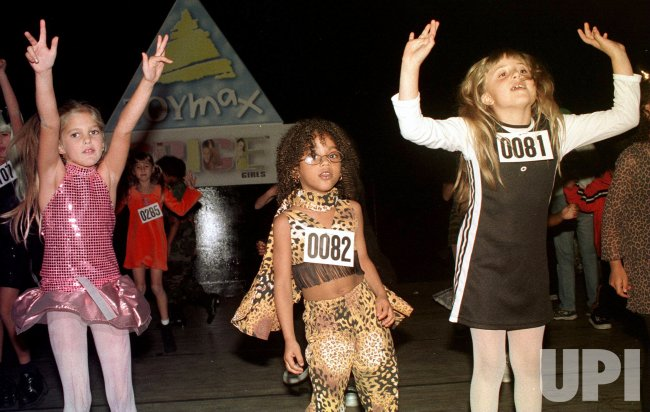 Toymax searches for young Spice Girls look a likes for national