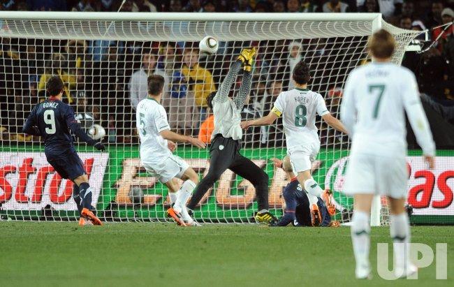 FIFA World Cup 2010 - Group C - Slovenia v USA