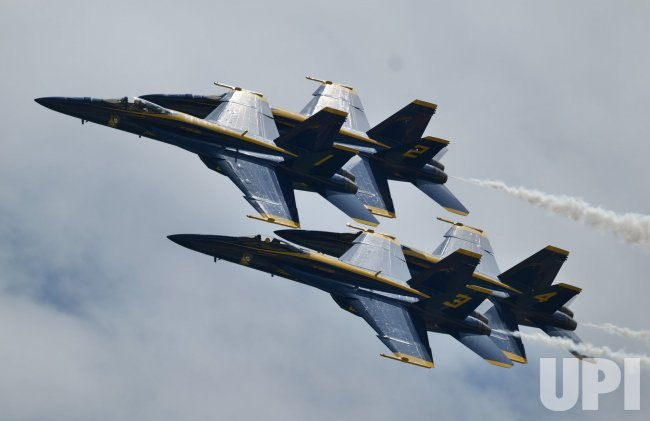 Fort Lauderdale Air Show in Florida