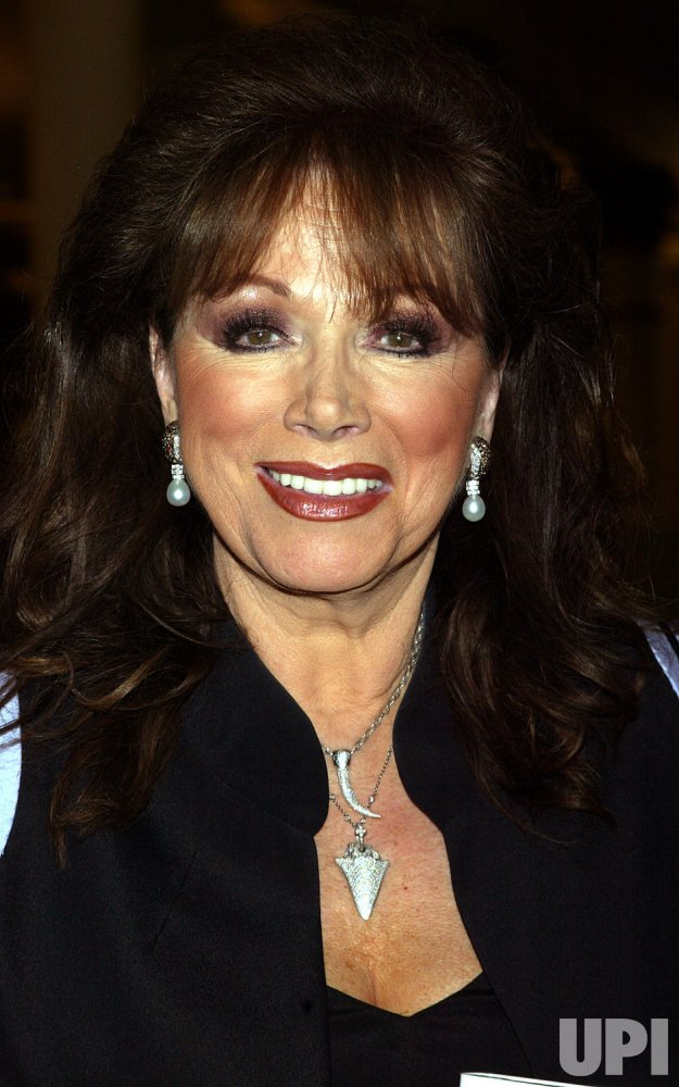 JACKIE COLLINS BOOK SIGNING IN NEW YORK