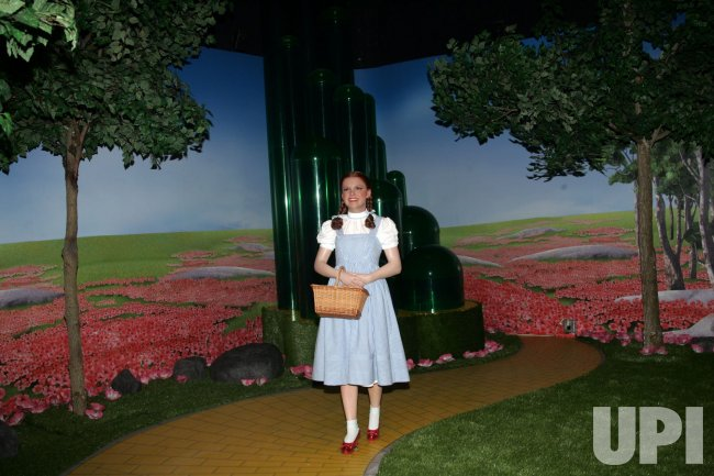 """""""The Wizard of Oz"""" 4D cinema experience unveiled at Madame Tussauds in New York"""
