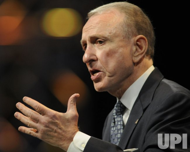 Sen.Arlen Specter Addresses AFL-CIO in Pittsburgh