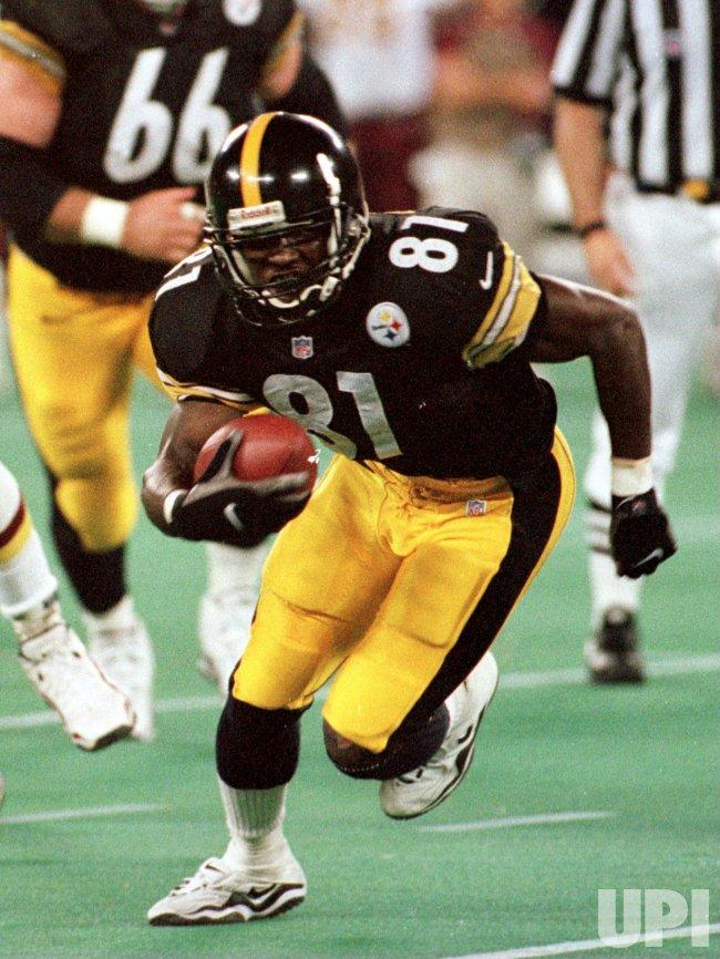 Steelers v. Redskins