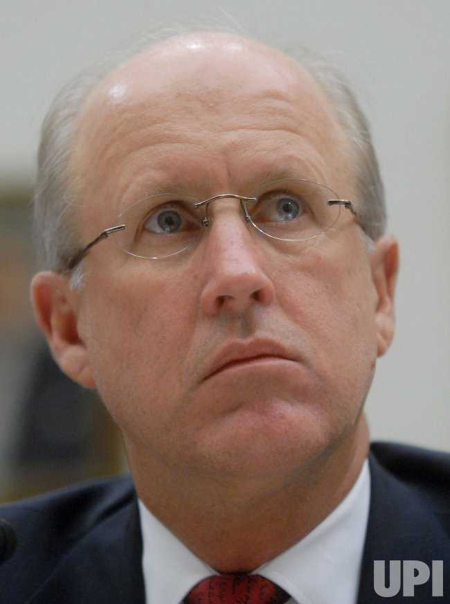 DAVID WALKER OF THE GAO TESTIFIES ON IRAQ IN WASHINGTON