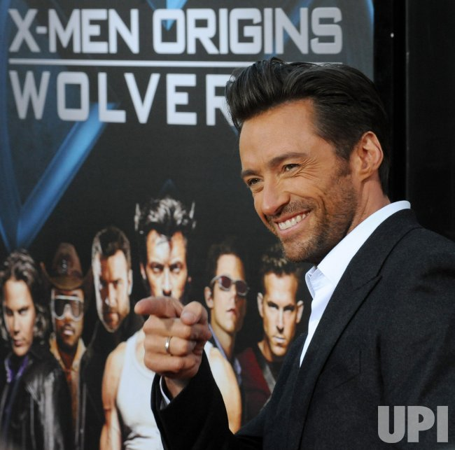 """X-Men Origins: Wolverine"" prmiere held in Los Angeles"