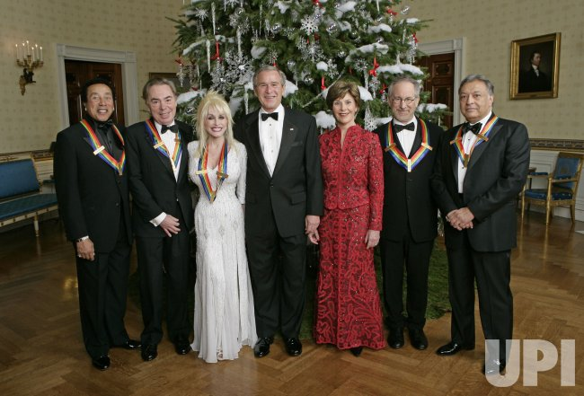KENNEDY CENTER HONOREES AT WHITE HOUSE