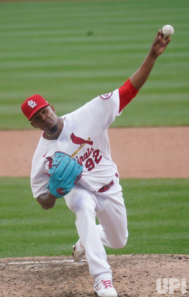 St. Louis Cardinals Pitcher Genesis Cabrera