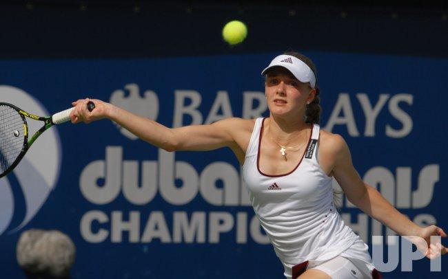 WOMEN'S DUBAI TENNIS CHAMPIONSHIPS