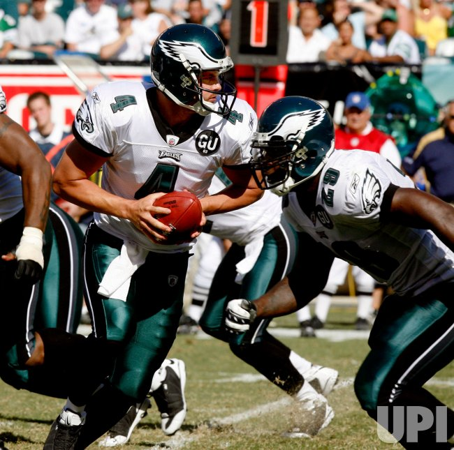 ST. LOUIS VS PHILADELPHIA EAGLES