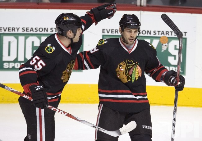 Colorado Avalanche host Chicago Blackhawks
