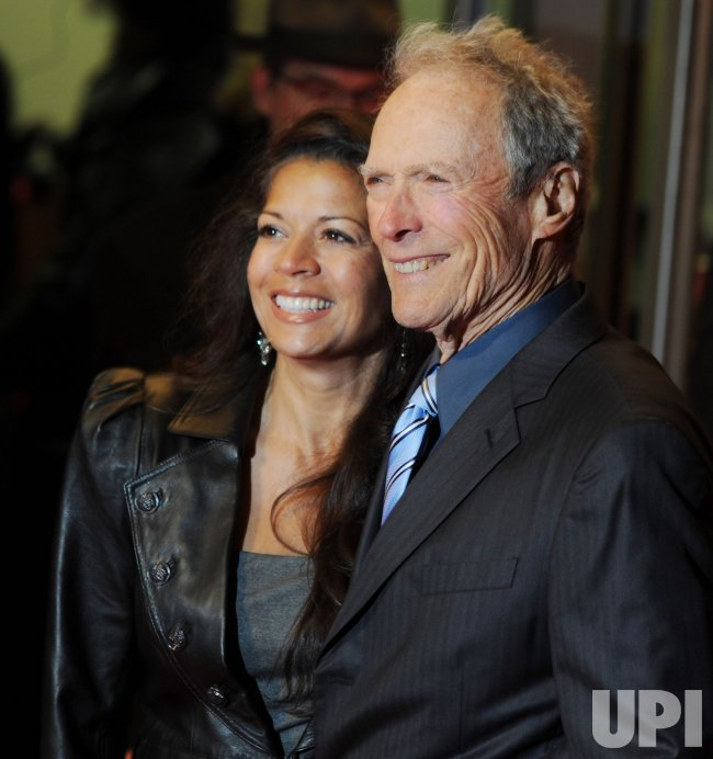 "Clint Eastwood attends ""Invictus"" premiere"