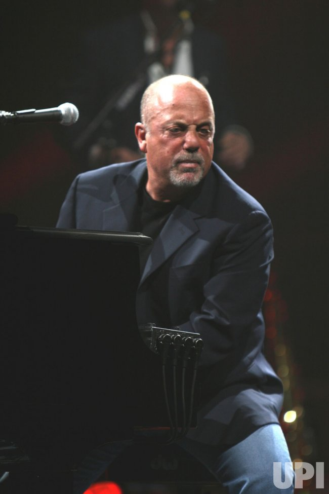 Billy Joel in concert in Las Vegas