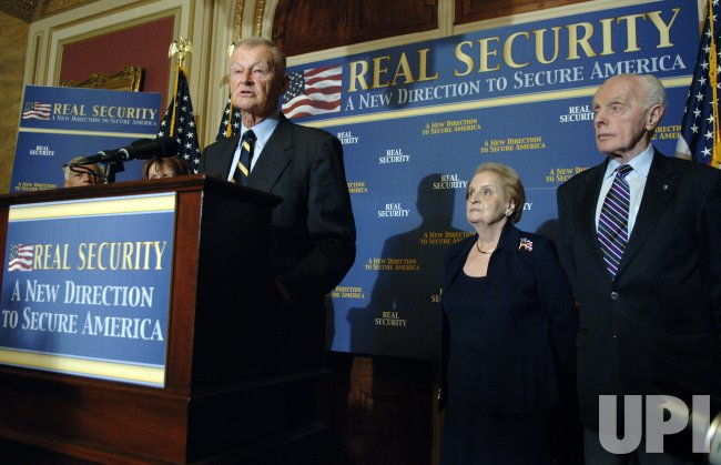 NATIONAL SECURITY EXPERTS SPEAK ON A NEW DIRECTION OF US SECURITY