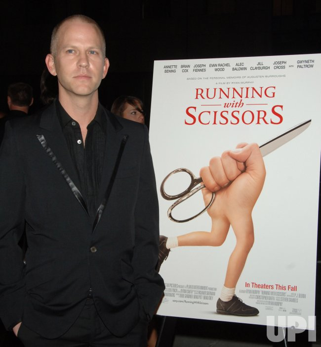 """RUNNING WITH SCISSORS"" PREMIERE"