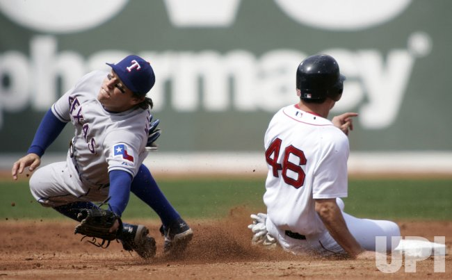 Texas Rangers vs Boston Red Sox