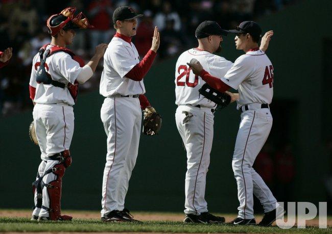 Kansas City Royals vs Boston Red Sox