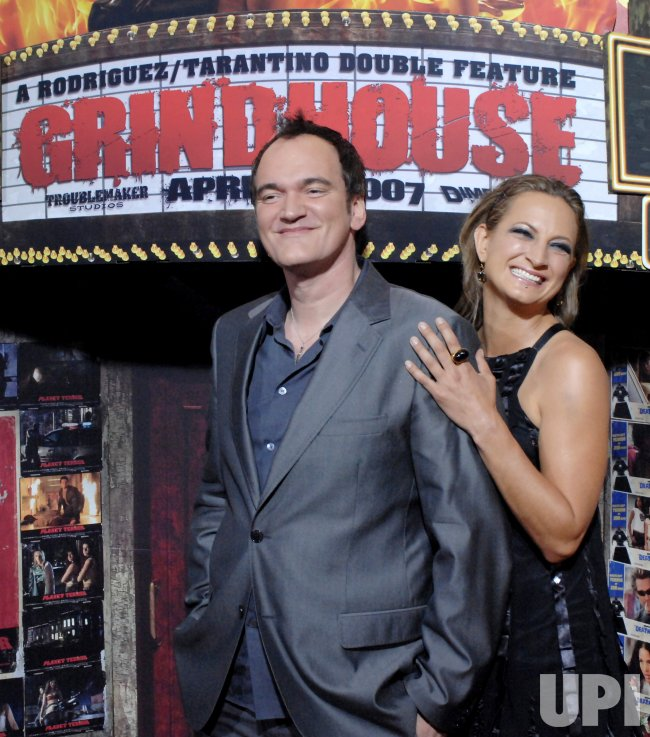 """GRINDHOUSE"" PREMIERE IN LOS ANGELES"