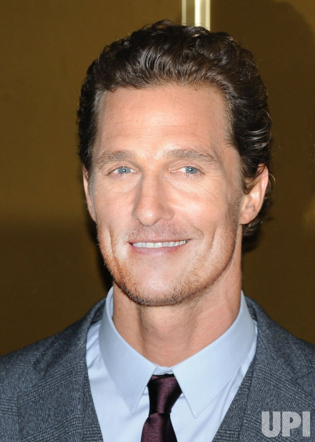 "Matthew McConaughey attends the European premiere of ""Magic Mike"" in London"
