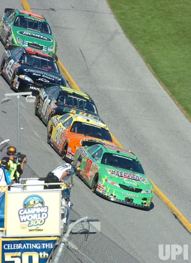 NASCAR Camping World 300 at Daytona Beach