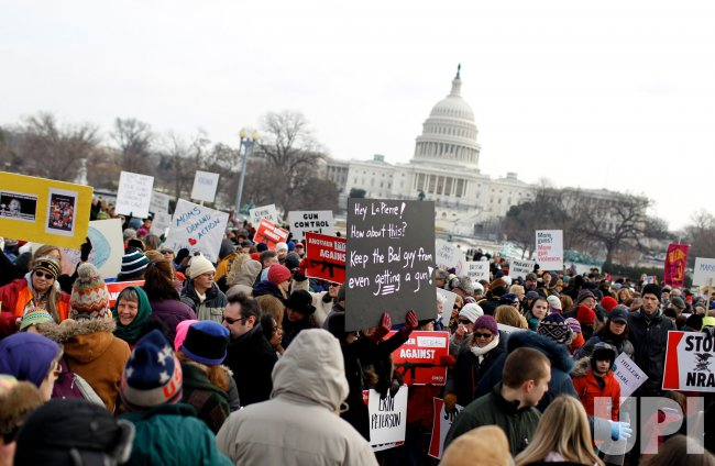 March on Washington for Gun Control