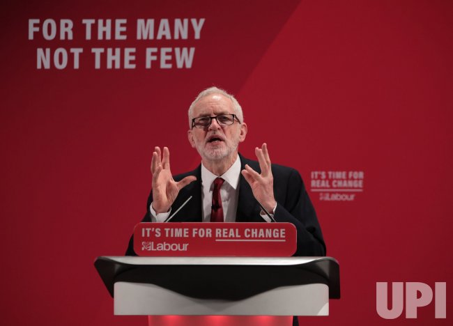 Jeremy Corbyn launches Labour Party Race and Faith Manifesto
