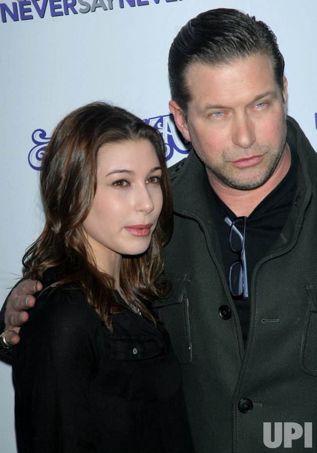 "Actor Stephen Baldwin attends the screening of ""Justin Bieber: Never Say Never"" in New York"