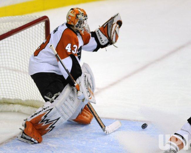 NHL Philadelphia Flyers at Washington Capitals