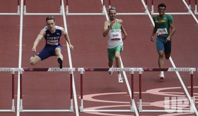 Athletics at the Tokyo Olympics - UPI.com