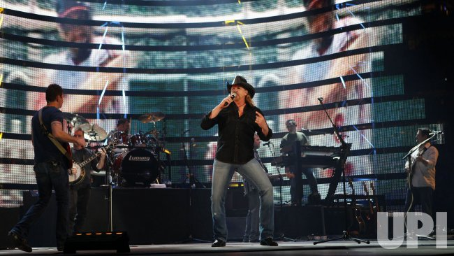 Trace Adkins in concert in Houston