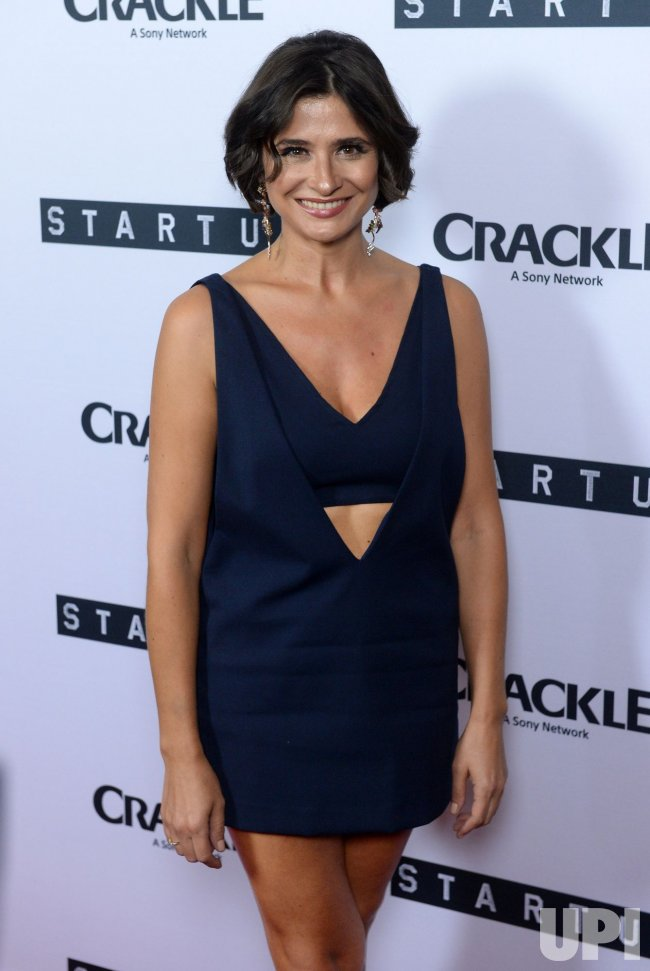 """Vera Cherny attends Crackle's """"Startup"""" premiere in West Hollywood"""