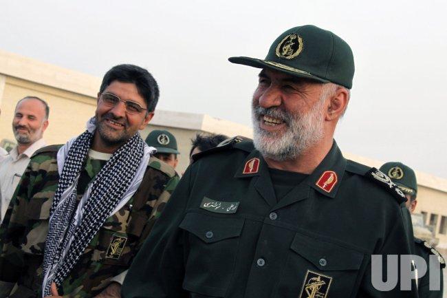 Suicide bomber kills five commanders of the Revolutionary Guard in Iran