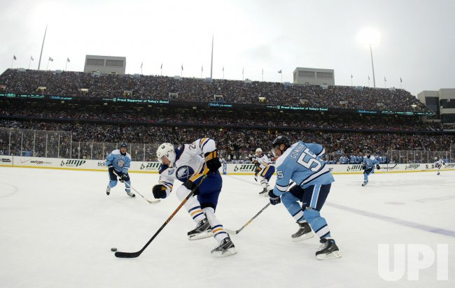 NHL Winter Classic in Buffalo