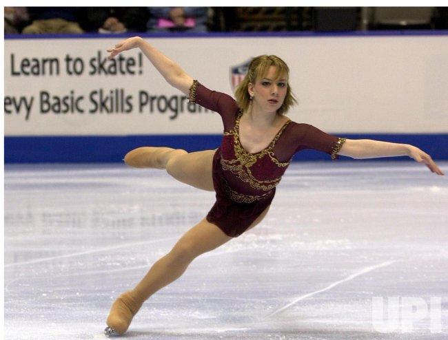 Kwan Wins U.S. Figure Skating Championship