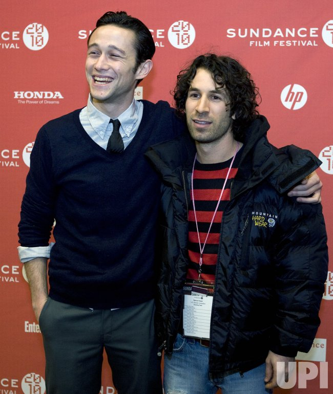 Gordon-Levitt and Susser Arrive for Hesher premiere at the 2010 Sundance Film Festival in Park City, Utah