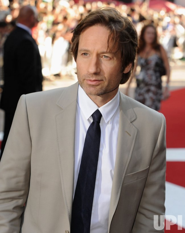 """""""The X-Files: I Want To Believe"""" premiere in London"""