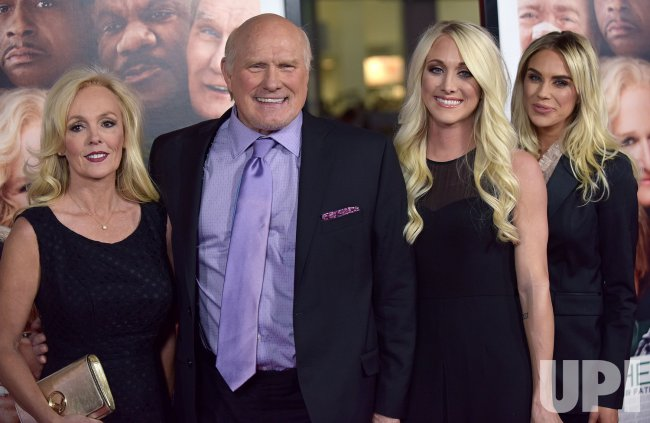 Terry Bradshaw attends 'Father Figures' premiere in Los Angeles