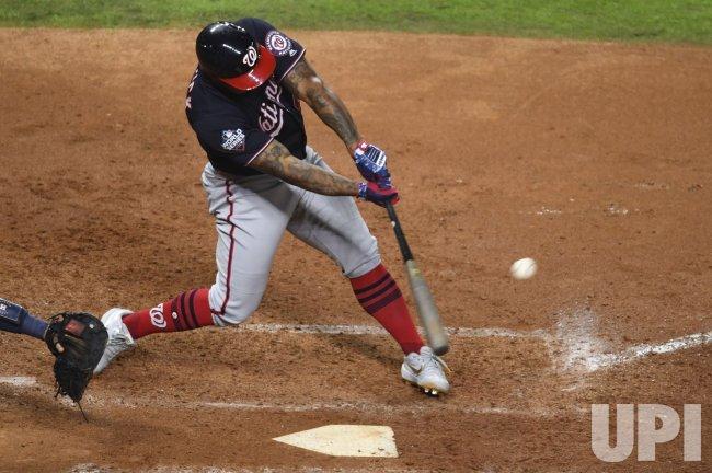 2019 World Series Game 7 in Houston