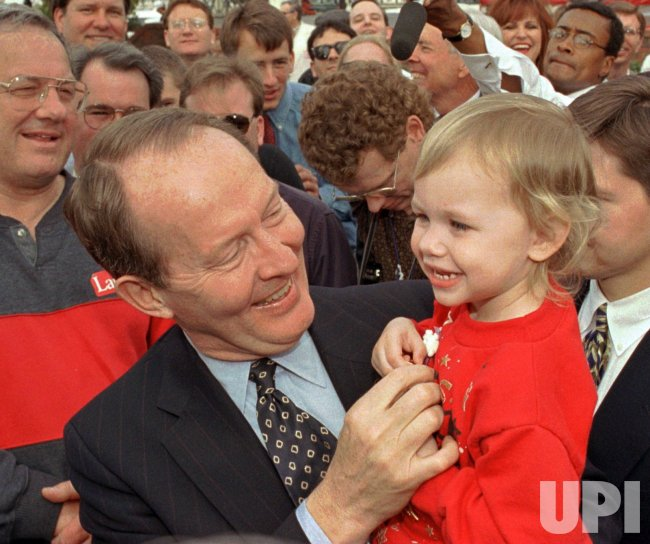 Alexander with kid