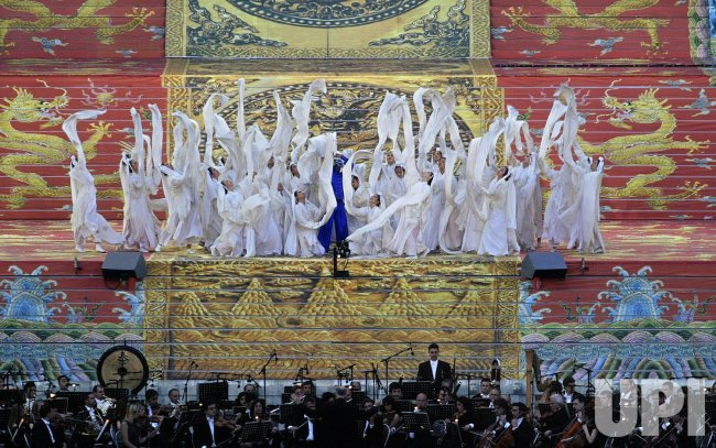 ITALIAN OPERA IN FRANCE WITH CHINESE FLAIR
