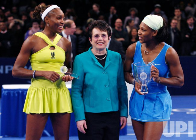 Billie Jean King Cup at Madison Square Garden in New York