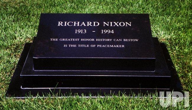 Richard Nixon Upi Com