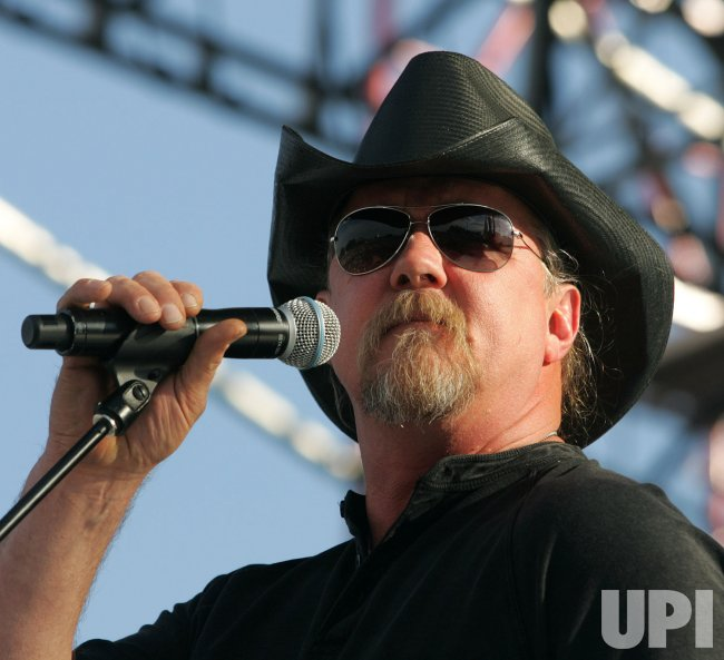 Trace Adkins performs in concert in Florida