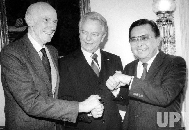 SENATORS ALAN CRANSTON, ROBERT BYRD AND DANIEL INOUYE