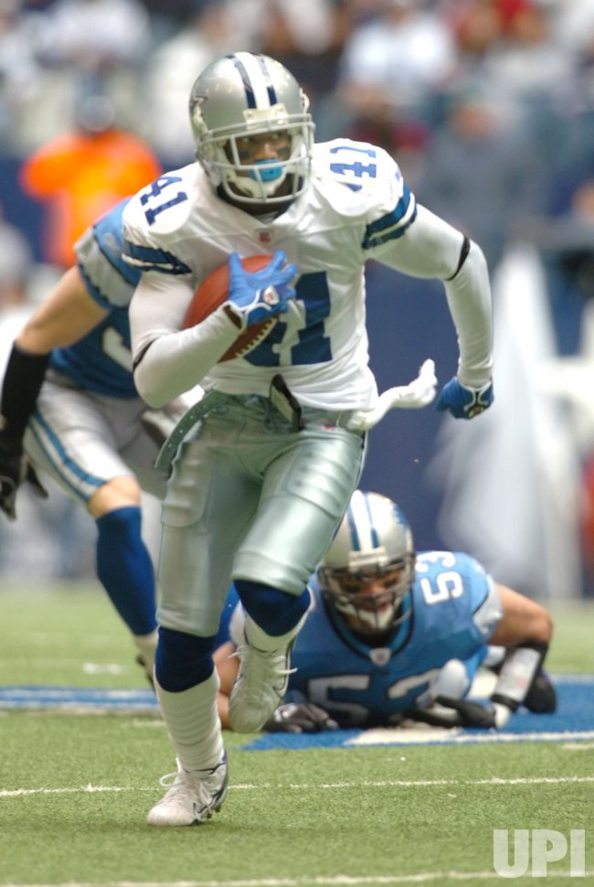 DALLAS COWBOYS VS DETRIOT LIONS