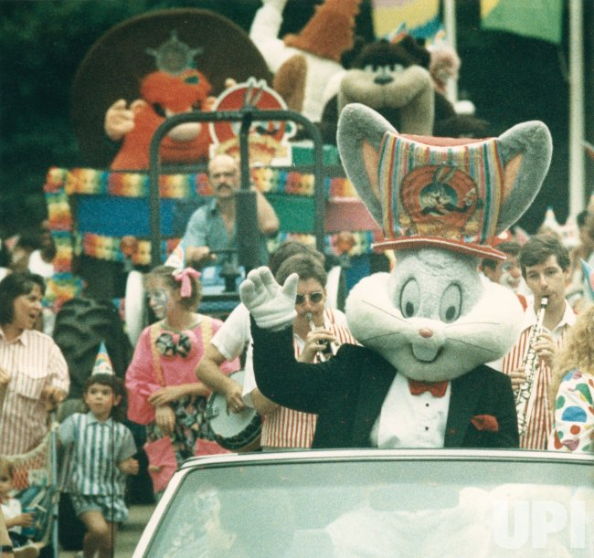 Bugs Bunny of Looney Tunes fame turns 50