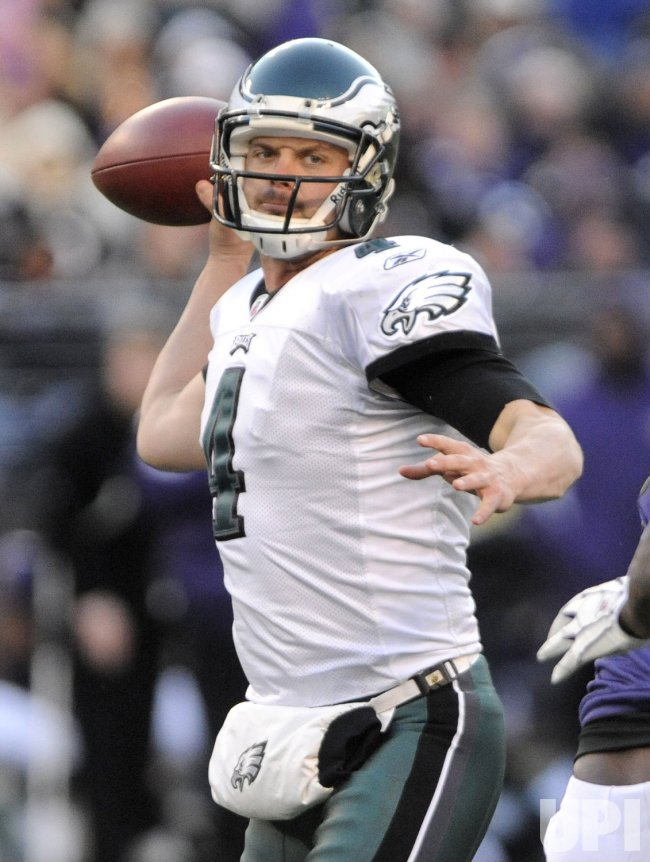Baltimore Ravens vs. Philadelphia Eagles
